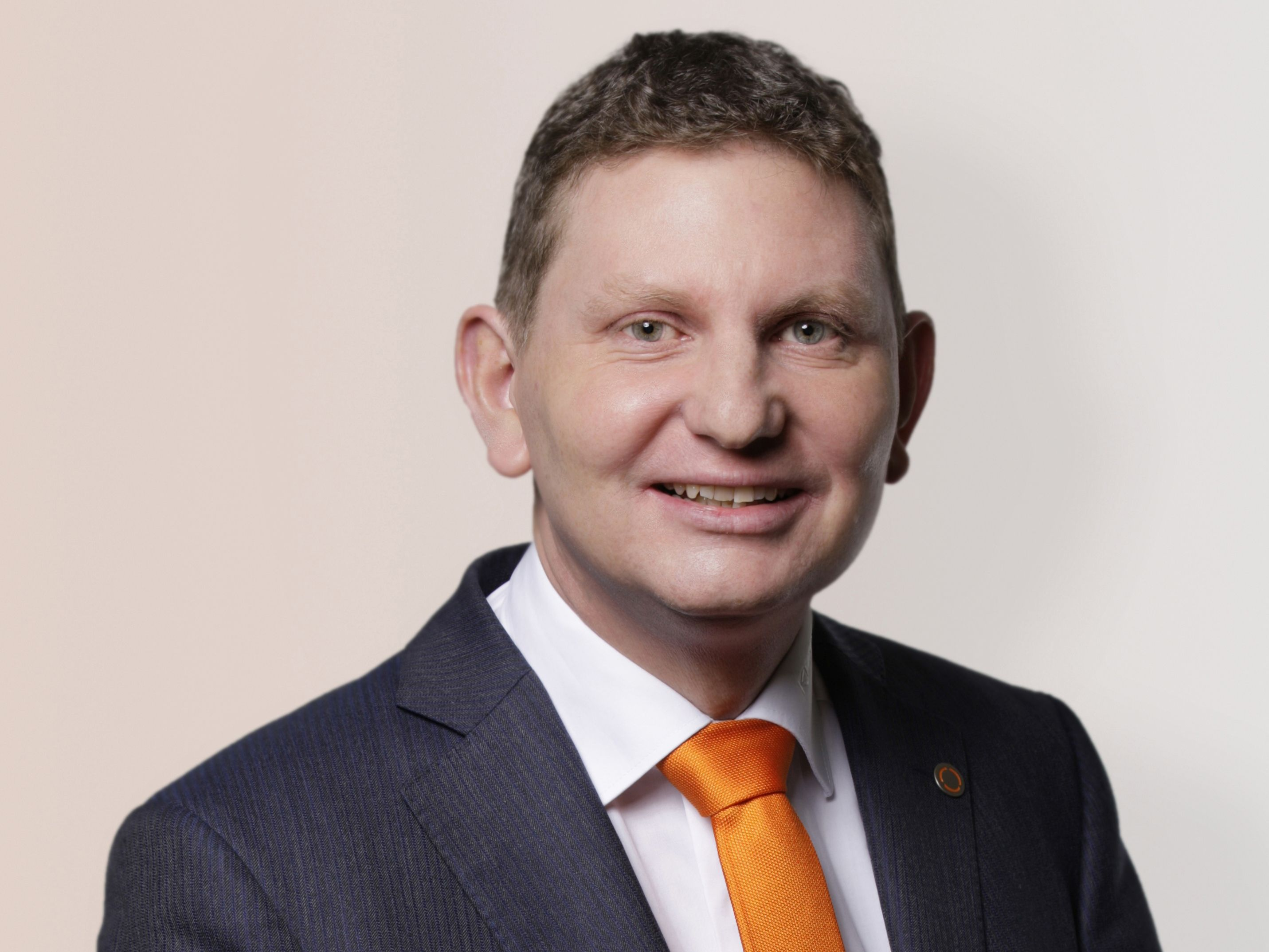 Dr. Andreas Bauer, VP Marketing, KUKA AG