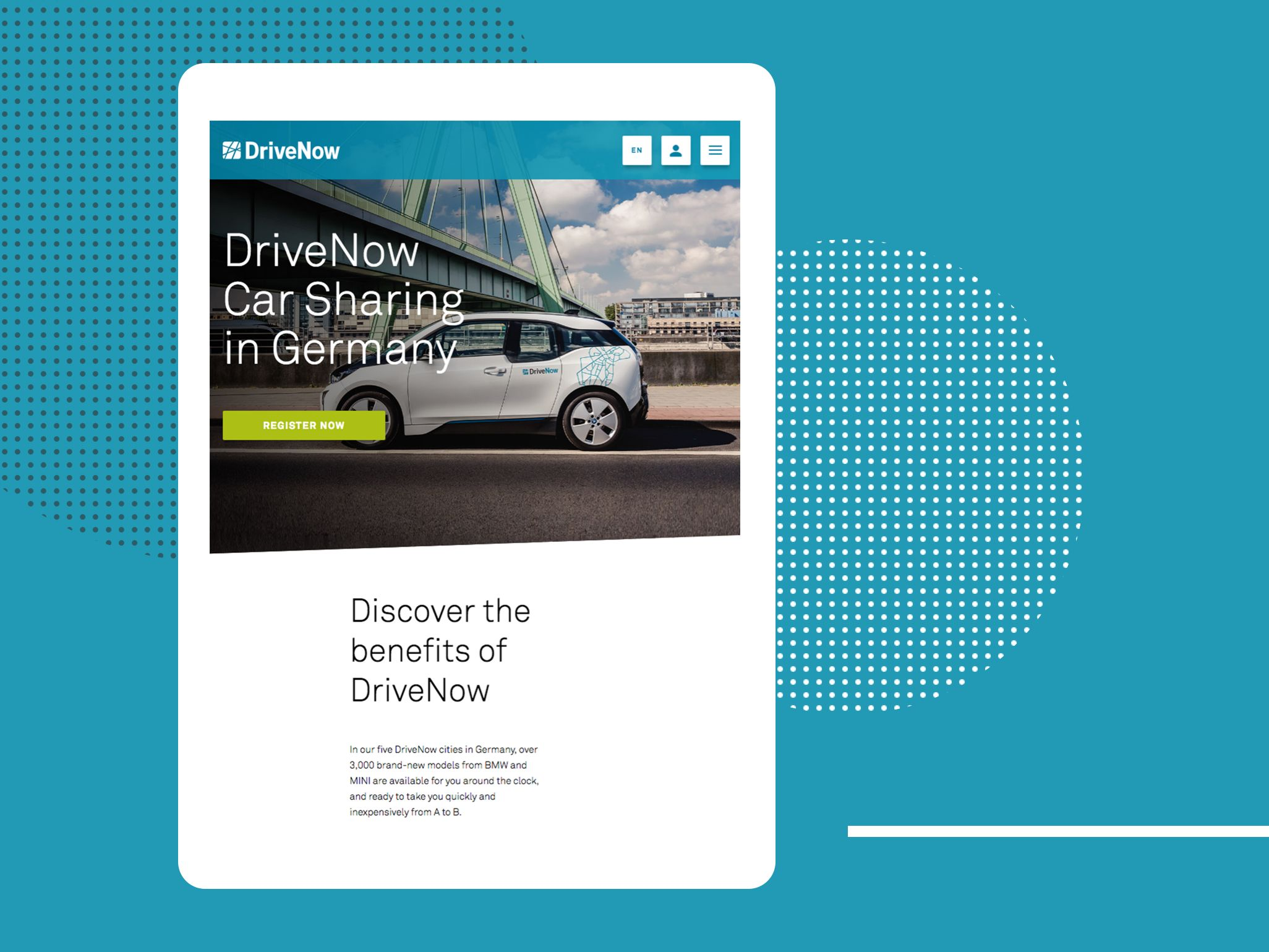DriveNow - Discover the Benefits of DriveNow