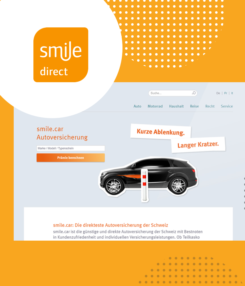 Einblicke in das CRM-Projekt mit smile.direct