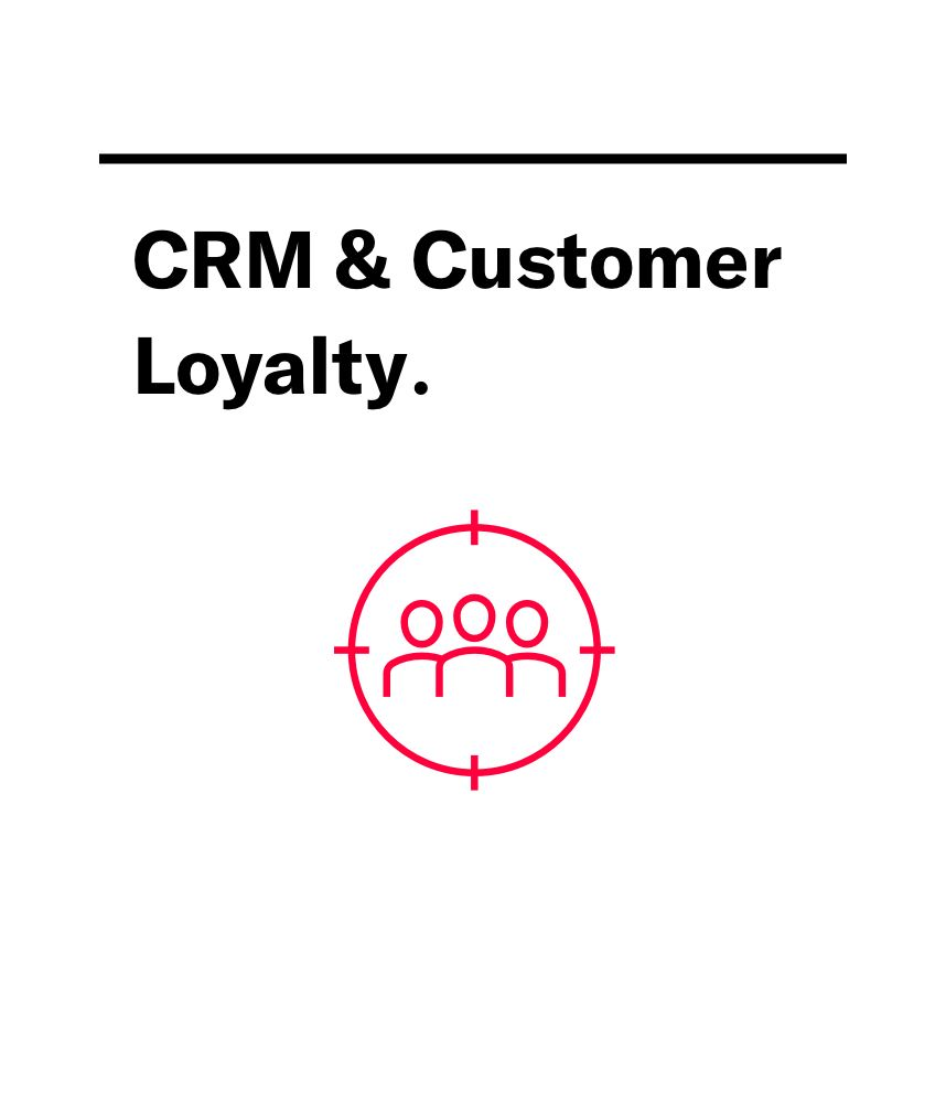 Namics Service CRM & Customer Loyalty