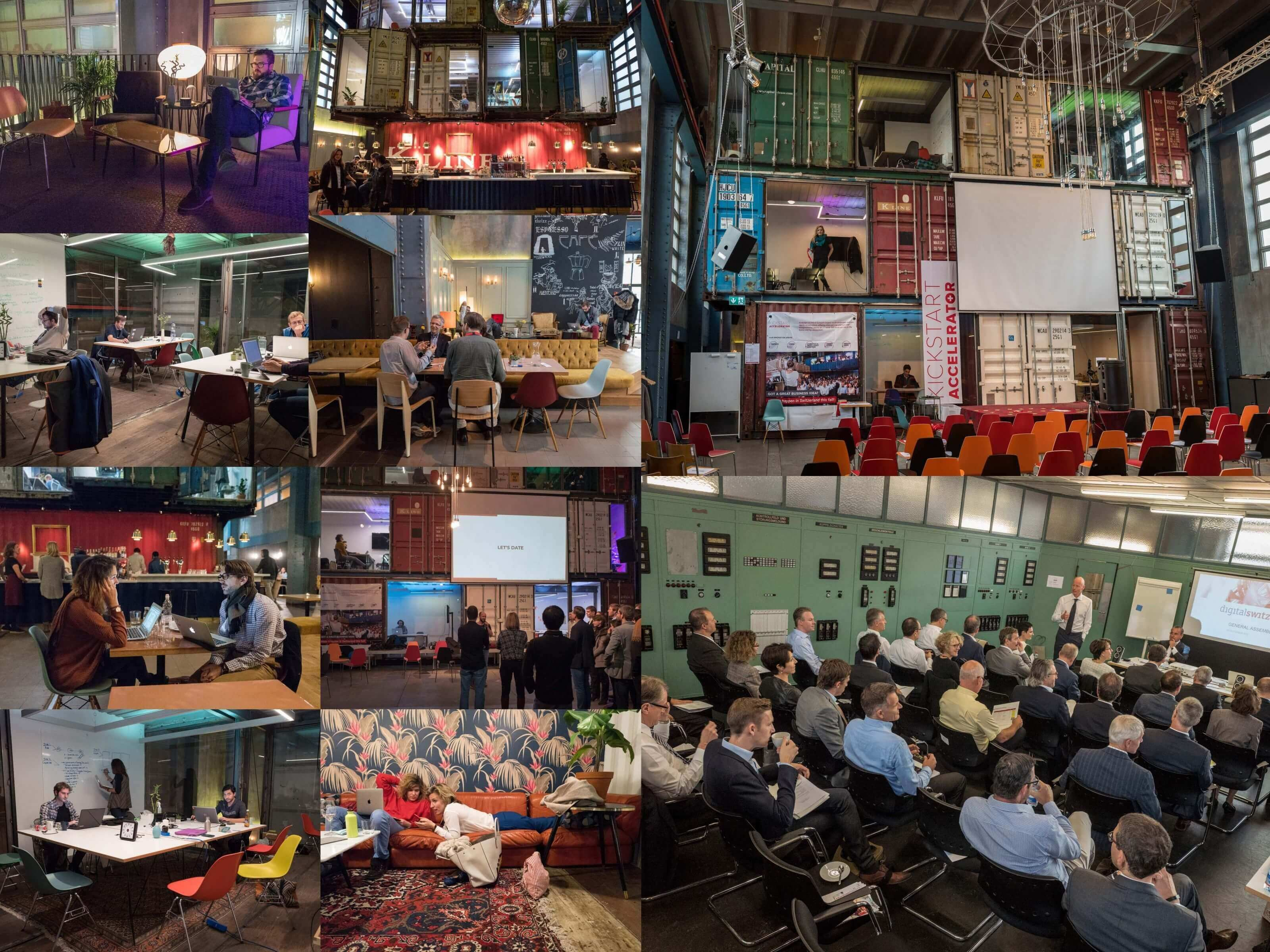 Impressions from the Kickstart Accelerator 2017 with Namics