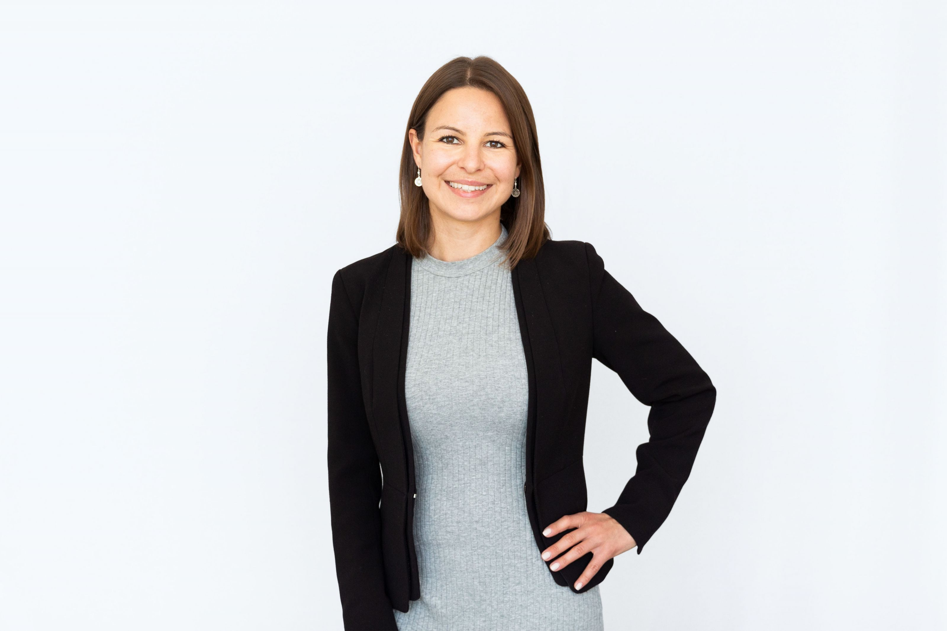 Nathalie Brescia ist Senior Marketing Manager (Events) bei Namics