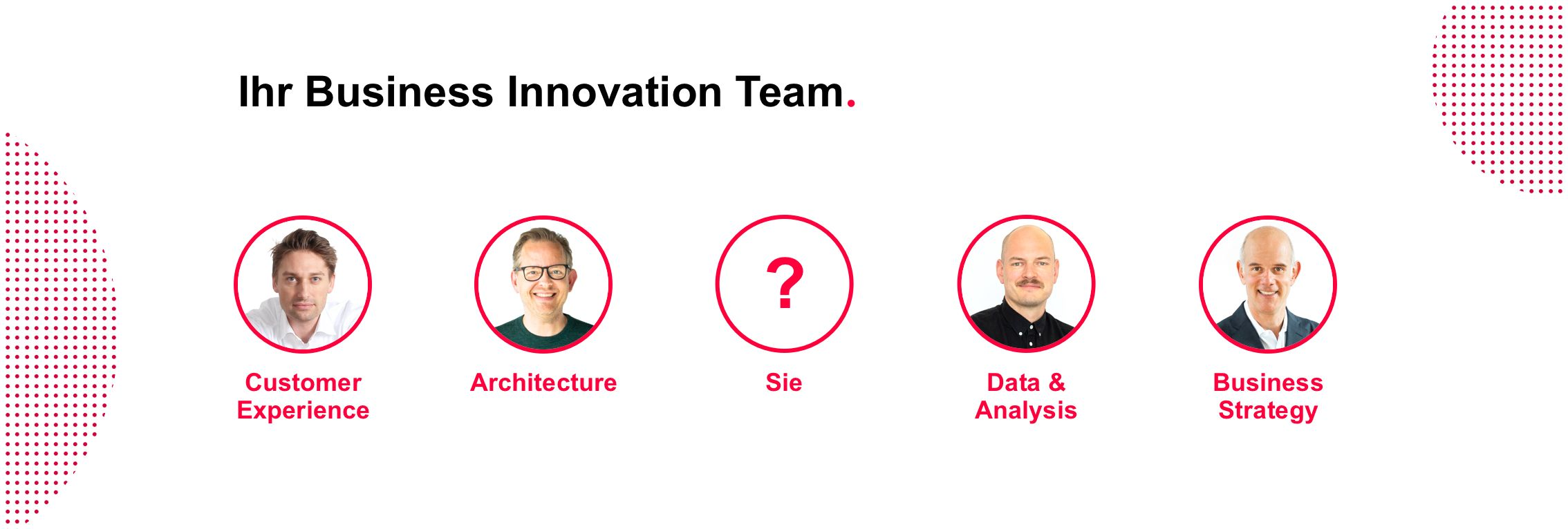 Namics Business Innovation Team