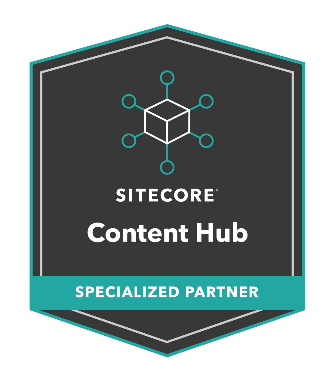 Sitecore Content Hub Specialized Partner Badge