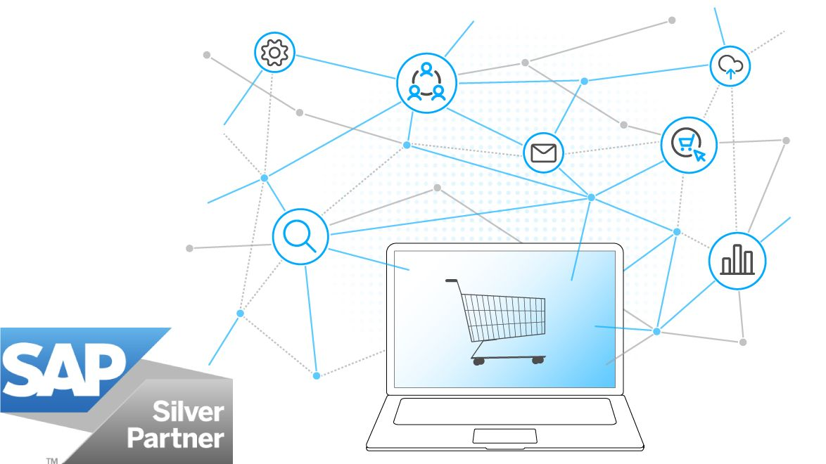 Illustration SAP Commerce Cloud