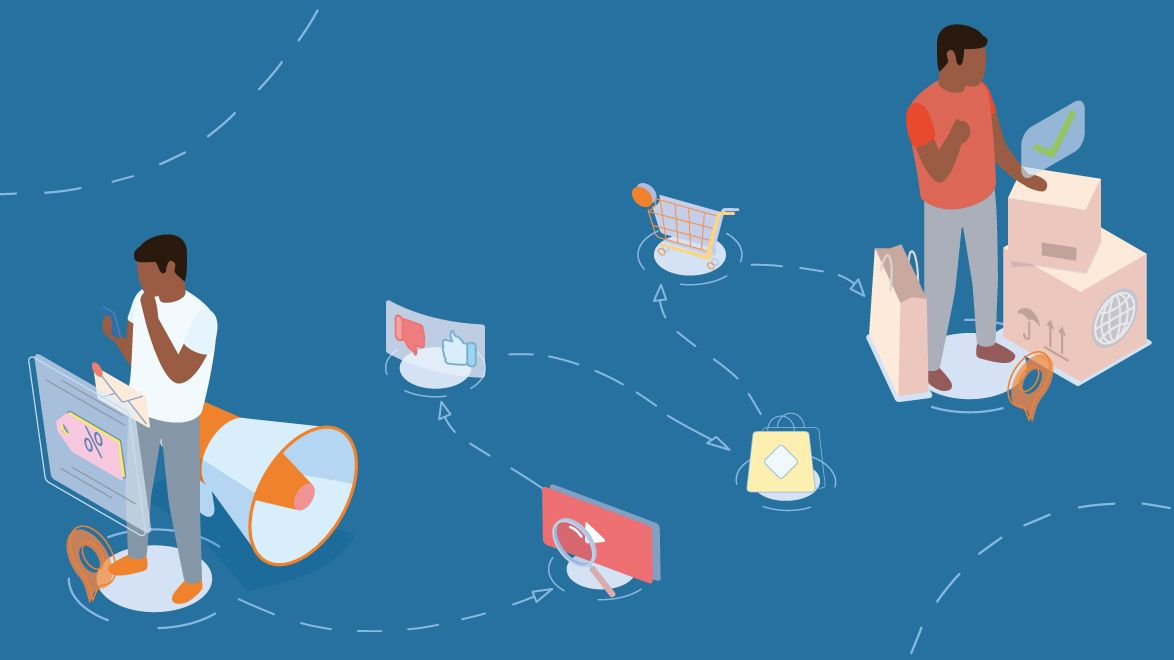 Illustration Customer Journey